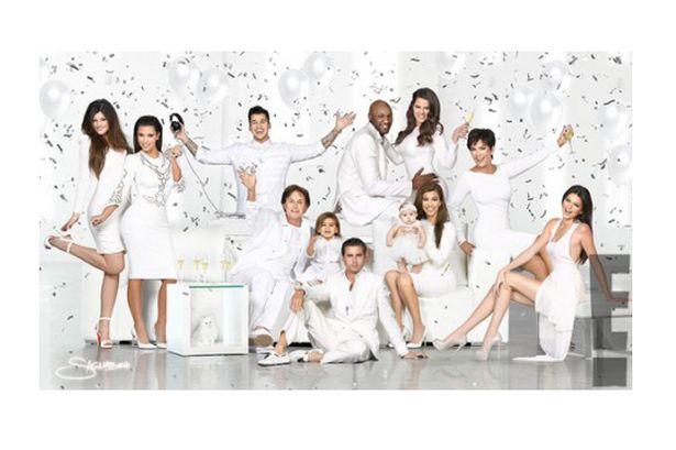 Kardashian+Christmas+card+2012