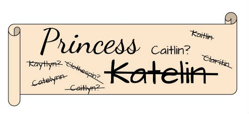 Princess Caitlin