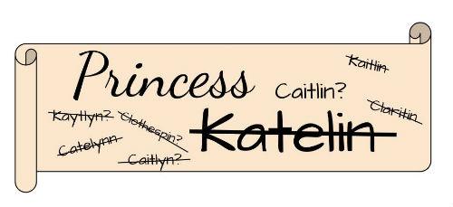 Princess Caitlin