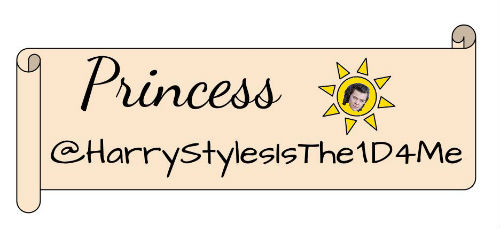 Princess Harry Styles