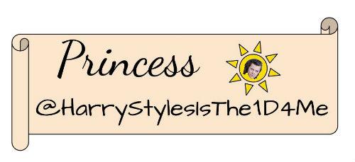 Princess Harry Styles