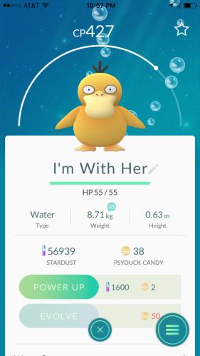 renamed psyduck